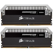 海盗船  统治者铂金 DDR4 3000 16GB(8Gx2条) 台式机内存(CMD16GX4M2B3000C15)