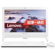 联想 C2030 19.5英寸一体机(奔腾3805U 4G 500G硬盘 摄像头 wifi Win8.1)白色