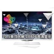 NEC VE3217XM(白色) 31.5英寸 宽屏高清 液晶显示器 广视角面板 白色