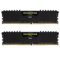 海盗船  复仇者LPX DDR4 3000 16GB(8Gx2条) 台式机内存(CMK16GX4M2B3000C15)产品图片主图
