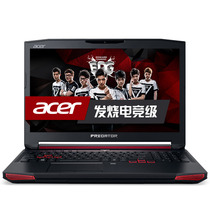 宏碁  掠夺者G9 15.6英寸游戏本(i7-6700HQ 16G 128G SSD+1T GTX980M 4G D刻 背光键盘 IPS)产品图片主图