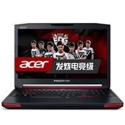 宏碁  掠夺者G9 15.6英寸游戏本(i7-6700HQ 16G 512G SSD+1T GTX980M 4G D刻 背光键盘 IPS)