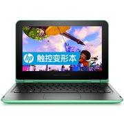 惠普 Pavilion 11-k050TU X360 11.6英寸旋转笔记本电脑 (N3700 4GB 500G 蓝牙 win8.1)绿色