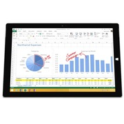 微软 Surface Pro 3 专业版 12英寸平板电脑(i5/4G/128G/2160×1440/Win10/银色)