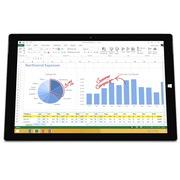 微软 Surface Pro 3 专业版 12英寸笔记本(i5/4G/128G/核显/Win10/银色)