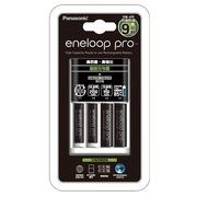 爱乐普 高容量智能充电电池套装 5号7号各2节加CC17充电器 K-KJ17HCC22W