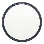 天气不错 77mmCPL偏振/偏光镜滤镜 适合佳能5D6D1DX 24-70、70-200、尼康D750 24-70等镜头