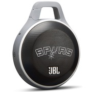 JBL CLIP NBA限量版 充电便携式户外小音箱 无线蓝牙迷你音箱  马刺队