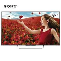 索尼  KDL-55W800B 55英寸智能LED液晶电视(黑色)产品图片主图