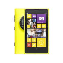 诺基亚 Lumia 1020 联通3G手机(黄色)WCDMA/GSM非合约机产品图片主图
