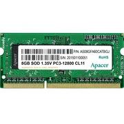 宇瞻 低电压版 DDR3 1600 8G 笔记本内存
