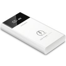 品胜 20000毫安 移动电源/充电宝 双USB输出 能量站(Power Station) 苹果白产品图片主图