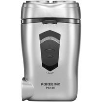 PS186 旋转式双刀头电动剃须刀 (银色)产品图片主图