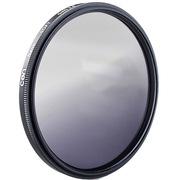 变色龙 GND 0.9 77mm  圆形渐变中灰密度GND滤镜 适用佳能24-70,70-200,尼康24-70 24-120等镜头