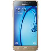 三星 GALAXY J3(J3109)金色 电信4G手机  双卡