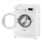 倍科 WCY71031PTLSI  7公斤 变频滚筒洗衣机 护婴洗 羊毛洗 宠物毛发去除 (银色)产品图片1
