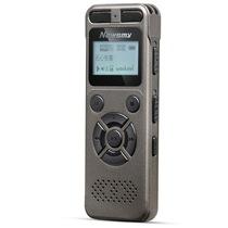 纽曼 RV29 8G 专业数字长时录音 超长待机 录音笔 锖色 电话录音 内存扩展 声控 监听 降噪 时间戳产品图片主图