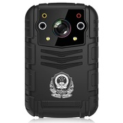 爱国者 DSJ-R1 执法记录仪 红外夜视1080P便携加密激光定位录音录像拍照对讲 32G