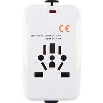 英特曼 ACAC18 转换插头插座转换器无USB韩国美国英标德标欧标产品图片主图