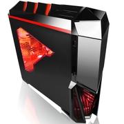 撒哈拉 飞行者AX9 U3游戏机箱 台式电脑主机水冷机箱 支持ATX大板