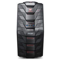 宏碁  掠夺者G3 台式主机(四核i7-6700 8GB 1TB  GTX950 2GB独显 键鼠 Win10)产品图片主图