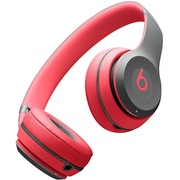 Beats Solo2 Wireless 头戴式耳机 - Active Collection 系列(迷幻红)