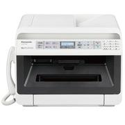 松下 KX-MB2128CN 黑白激光双面打印多功能一体机 (传真 复印 扫描 打印)