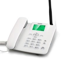 华为 F317 无线固话座机 插卡电话机 移动联通手机卡白色产品图片主图