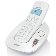 伟易达(Vtech) 电话机数字无绳电话家用蓝牙电话ES1610CN白色可代替手机接打电话