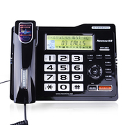 纽曼  HL2007TSD-508(R)多功能SD卡数码录音电话机自动答录留言会议录音座机办公家用赠4G卡