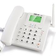 渴望(crave) G001 无线座机 插卡电话机 移动联通卡 白色