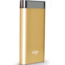 aigo 爱国者新能源移动电源L200 金 大容量20000毫安充电宝 手机平板通用产品图片主图