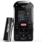 爱国者 R5577 录音笔专业 50米超远距离录音无线录音 MP3播放器 16G 黑色