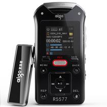 爱国者 R5577 录音笔专业 50米超远距离录音无线录音 MP3播放器 16G 黑色产品图片主图
