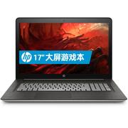 惠普 ENVY 17-r004TX 17.3英寸笔记本电脑(i7-6700HQ 8G 1TB+256G GTX 950M 4G独显 FHD Win10)银色