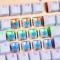 狼蛛 F2008 104键 混光跑马 机械键盘 游戏键盘 无冲突青轴(土豪金金属面板)产品图片4