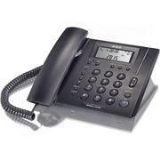 步步高 HCD113 固定电话机 免电池座机 欧式风格 家办公用 来电显示  耐用 (深蓝)