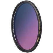 耐司 GND16 72mm 中灰渐变镜 灰渐变 玻璃多膜 渐变灰镜