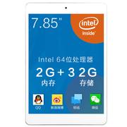 七彩虹 i783A 7.85英寸平板电脑(Intel 64位处理器,2G内存+32G存储)银色