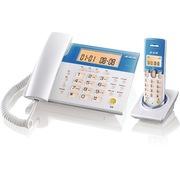 步步高 W101 数字无绳电话子母机  夜光 来电显示 办公家用 一拖一套装(象牙白)
