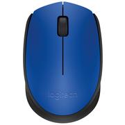 罗技 无线鼠标M170 蓝色