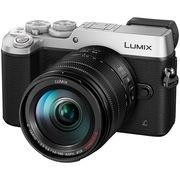 松下 LUMIX DMC-GX8 微型单电套机 银色(14-140mm f/3.5-5.6 变焦镜头)