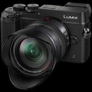 松下 LUMIX DMC-GX8 微型单电套机 黑色(12-35mm 恒定F2.8 变焦镜头)