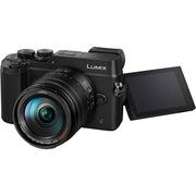 松下 LUMIX DMC-GX8 微型单电套机 黑色(14-140mm f/3.5-5.6 变焦镜头)