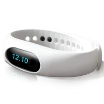 纽曼  D9 运动智能手环男女腕带(白色)产品图片主图