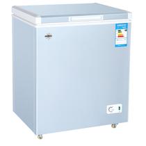 晶弘 BC/BD-117DA117升迷你型家用冷藏冷冻转换冷柜(淡蓝色)产品图片主图