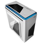 爱国者 月光宝盒S10MINI机箱白色(USB3.0/LED七彩灯带)
