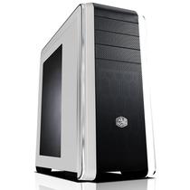酷冷至尊 CM690III 武尊神III侧透版 中塔机箱(水冷/USB3.0/0.7mm板厚/走线方便/支持SSD)白色产品图片主图