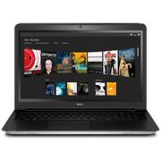 戴尔 灵越5557 Ins15M-7528 15.6英寸 时尚 6代I5 笔记本电脑 银色