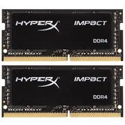 金士顿 骇客神条 Impact系列 DDR4 2400 16GB(8GB×2)笔记本内存
